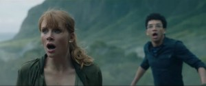 Teaser For Jurassic World 2: Fallen Kingdom Trailer