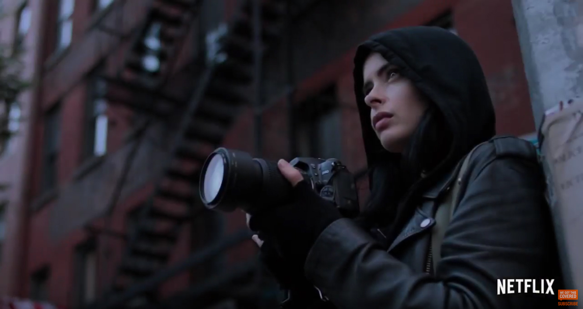 Here's A First Trailer For Jessica Jones Season Two