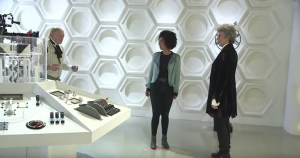 Recreating The Original TARDIS For The Doctor Who Christmas Special