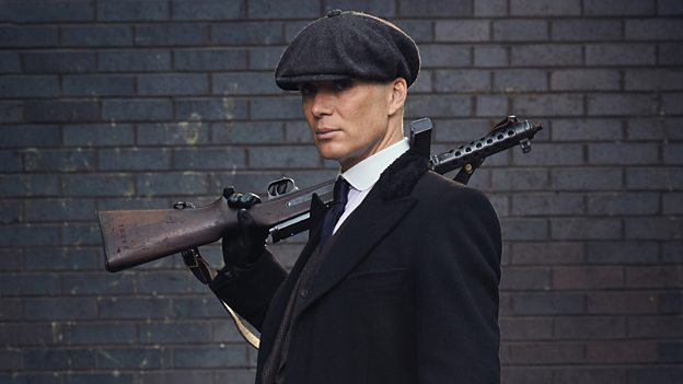 Cillian Murphy Talks Peaky Blinders Season Four