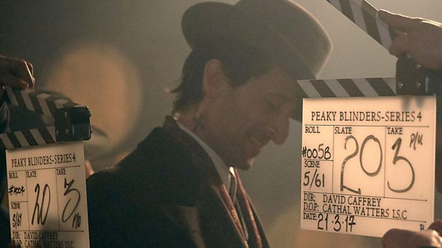 Director David Caffrey Talks Peaky Blinders Season 4