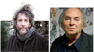 Quentin Blake And Neil Gaiman Help To Raise £130,000 For House of Illustration