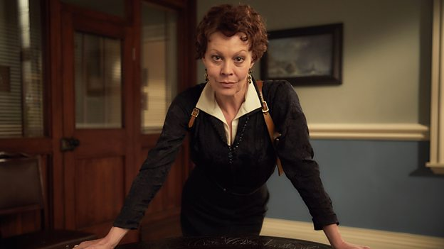 Helen McCrory Talks Peaky Blinders Season Four