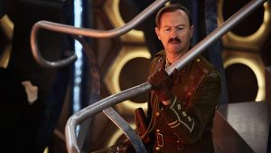 Mark Gatiss Talks The Doctor Who Christmas Special