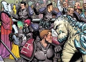 2000AD's Grey Area: This Island Earth Reviewed