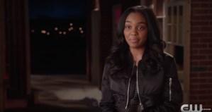 China Ann McClain Talks CW's Black Lightning