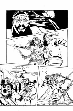flintlock shanti book three pg