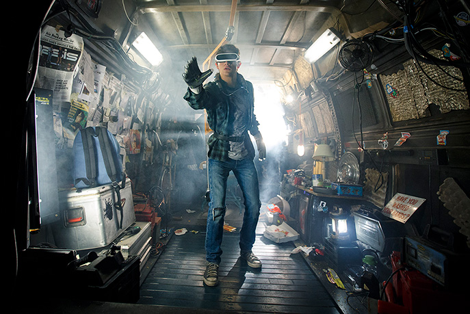 Watch New Featurette From Ready Player One