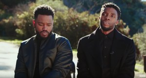 Behind The Scenes On Black Panther With Ryan Coogler And Chadwick Boseman