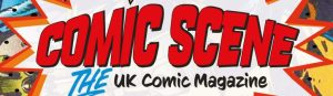 New UK Comic Magazine Comic Scene Launches