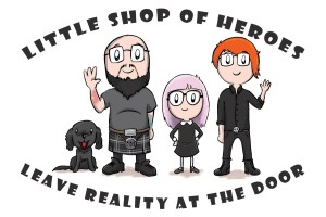 Help The Organisers of Dunfermline Comic Con