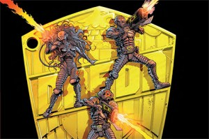 Tripwire Reviews Judge Dredd Case Files 31