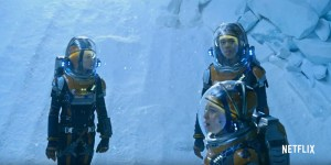 Watch New Featurette From Netflix's Lost In Space