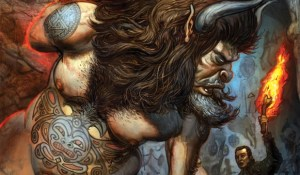 Previewing American Gods: My Ainsel#1