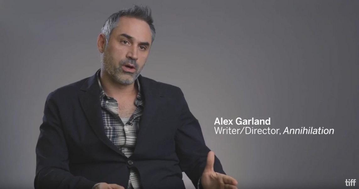 Alex Garland Talks The End Of Annihilation