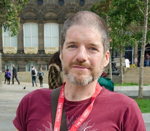 The Walking Dead's Charlie Adlard Talks At Waterstones Tottenham Court Road This April