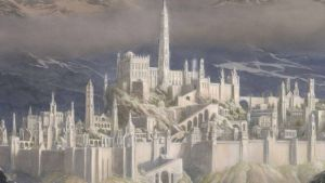 JRR Tolkien's First Middle Earth Story, The Fall of Gondolin, To Be Published As Standalone Book