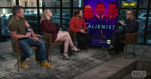 Build Chats To The Cast Of The Alienist