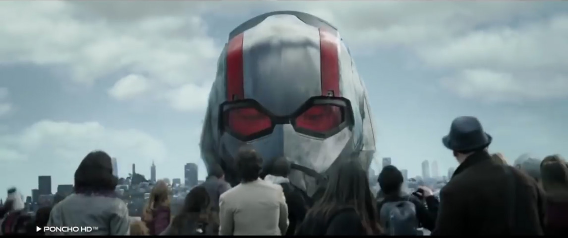 Watch New TV Spot From Ant-Man And The Wasp