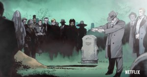 Watch A Trailer For Mark Millar And Olivier Coipiel's The Magic Order
