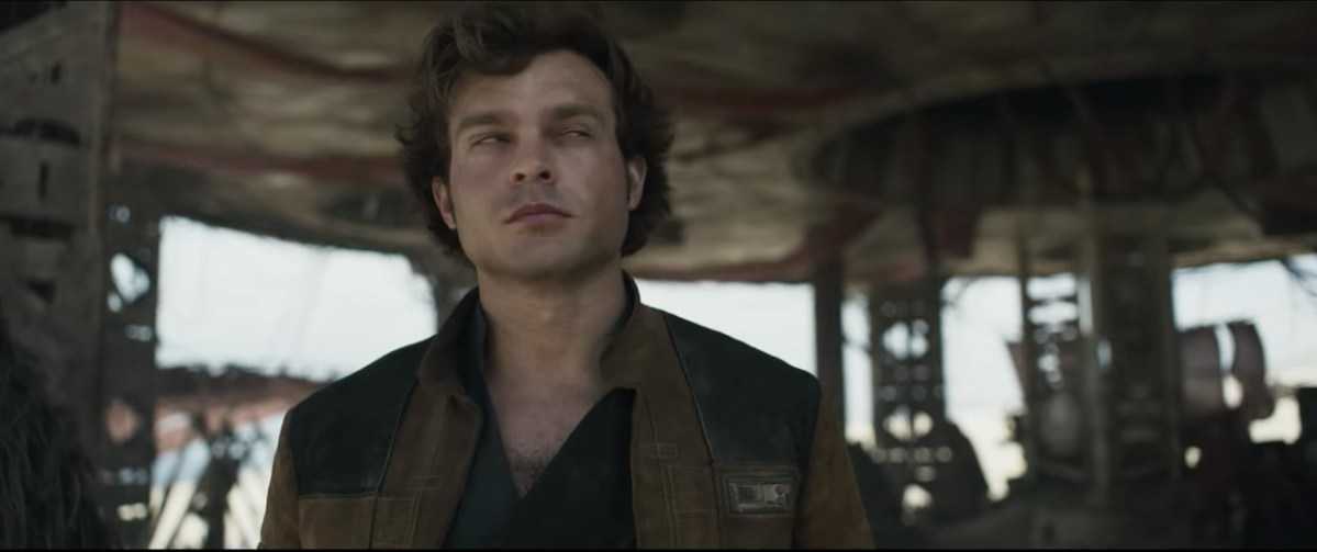 The Reviews Are In For Solo: A Star Wars Story