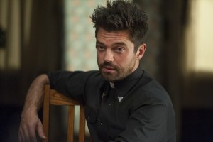 4 Things We Learnt From Dominic Cooper About Preacher Season Three