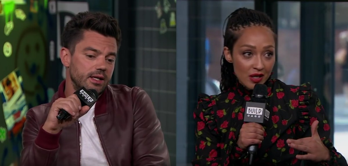 Dominic Cooper And Ruth Negga Talk Preacher Season Three