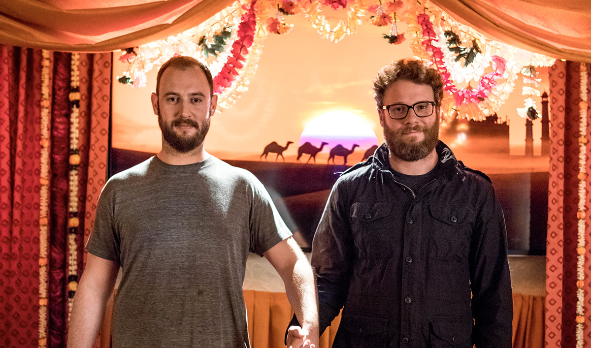Seth Rogen And Evan Goldberg On Preacher Season Three