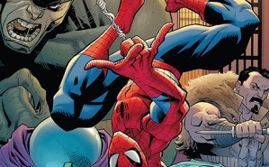 Watch Launch Trailer For Marvel's Amazing Spider-man#1