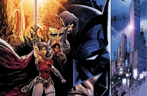 Previewing The Final Issue Of Liam Sharp's The Brave And The Bold