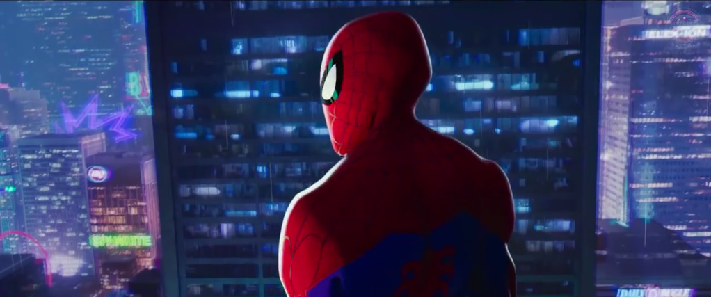 Another New Trailer For Sony's Spider-man: Into The Spider-verse Animated Movie Appears