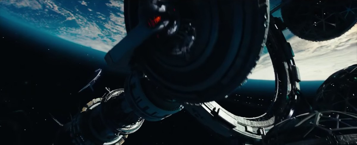 SDCC: Watch Another Trailer For George RR Martin's New SyFy Show Nightflyers