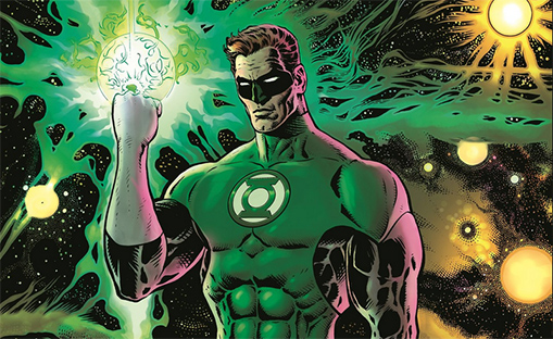 SDCC: Grant Morrison And Liam Sharp Officially Announced For New Green Lantern Relaunch