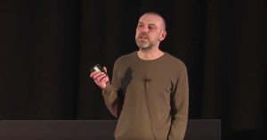Watch Frank Quitely's TEDx Talk