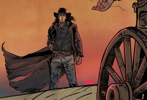 Help Support Western Comic Hard Country