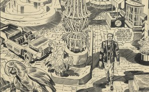 Tripwire Reviews Titan's The Prisoner Original Art Edition