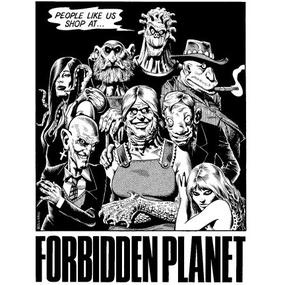 Forbidden Planet Celebrates Its 40th Birthday This Summer