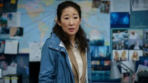 Sandra Oh Talks Killing Eve