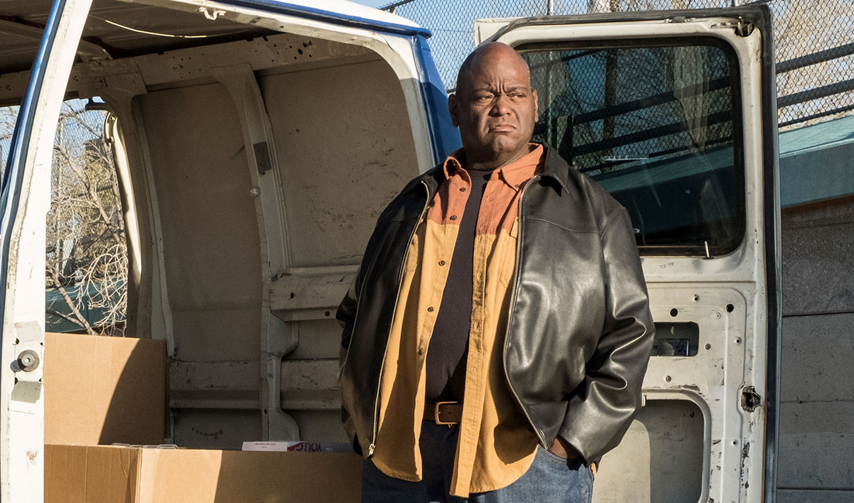 Lavell Crawford Talks Better Call Saul