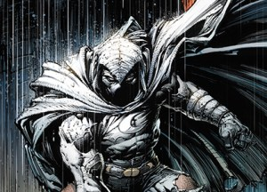 Marvel Reveals Brand New Moon Knight #200 Art by David Finch