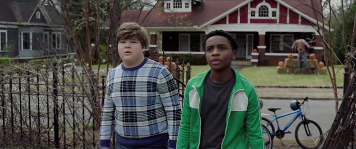 Second Trailer For Goosebumps 2: Haunted Halloween Appears