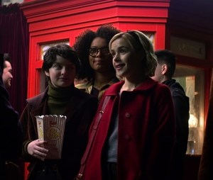 A Set Of Character Photos Drop From Netflix's Chilling Adventures of Sabrina