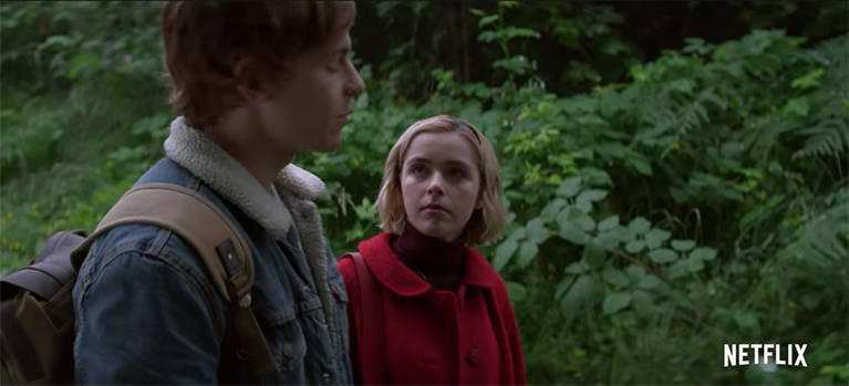 Watch A New Featurette For Netflix's Chilling Adventures of Sabrina