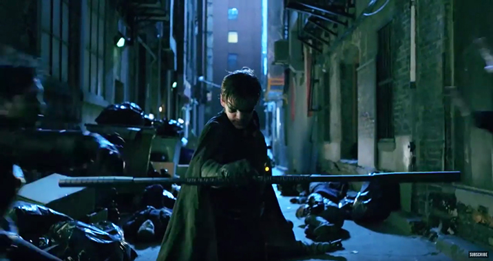 Watch A New Featurette For DC Universe's Titans