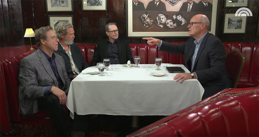Jeff Bridges, John Goodman And Steve Buscemi Talk About The Big Lebowski…20 Years On