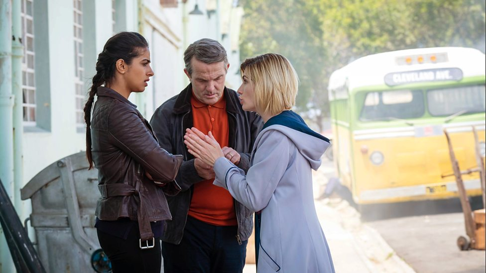 Check Out Photos From Doctor Who Season 11 Episode Three