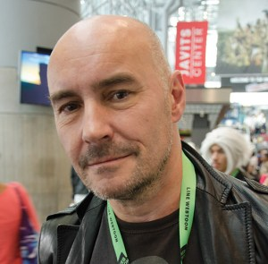 Happy Co-Creator Grant Morrison Signs Deal With Universal Cable Productions