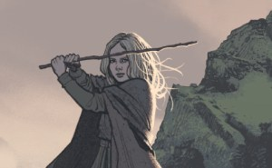 Tripwire Reviews Brian Wood and Mack Chater's Sword Daughter