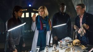 Doctor Who Won't Return Until 2020