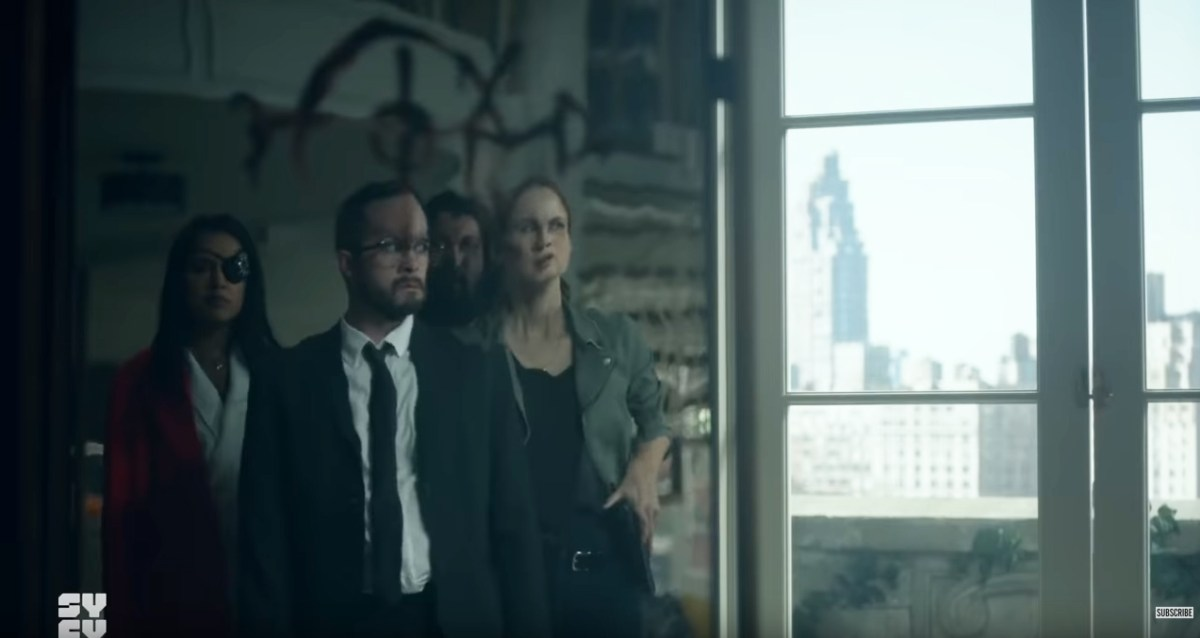 Watch A New Teaser For The Magicians Season Four